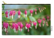 Liberal Supply Of Bleeding Hearts Carry-all Pouch