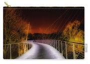 Liberty Bridge At Night Carry-all Pouch