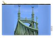 Liberty Bridge Budapest Carry-all Pouch