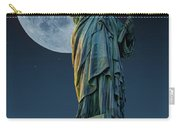Liberty Moon Carry-all Pouch by Steve Purnell