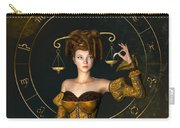 Libra Zodiac Sign Carry-all Pouch