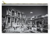 Library Of Celsus - Ephesus Carry-all Pouch