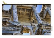 Library Of Celsus Carry-all Pouch by David Smith