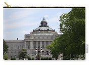 Library Of Congress - Thomas Jefferson Building Carry-all Pouch