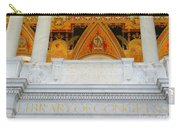 Library Of Congress Carry-all Pouch