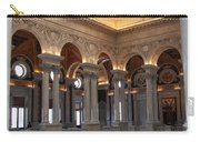Library Of Congress Washington Dc Carry-all Pouch