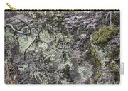 Lichen And Moss Carry-all Pouch