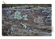 Lichen Macro II Carry-all Pouch