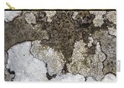 Lichen Mosaic Carry-all Pouch