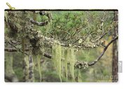 Lichens On Tree Branches In The Scottish Highlands Carry-all Pouch