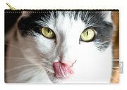 Licking His Chops Carry-all Pouch