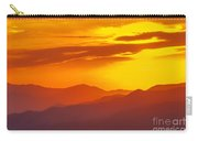 Lickstone Gap Sunset 5 Carry-all Pouch