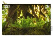 Licorice Fern Carry-all Pouch