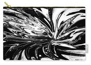 Licorice In Abstract Carry-all Pouch