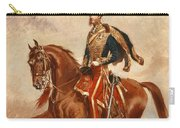 Lieutenant Colonel James Thomas Brudenell  Carry-all Pouch