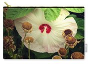 Life And Death In The Garden Carry-all Pouch