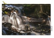 Life Begins To Flow Carry-all Pouch