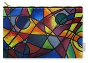 Life Colors Carry-all Pouch