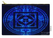 Life Force Within Abstract Healing Artwork Carry-all Pouch
