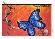 Life - Healing Art Carry-all Pouch by Absinthe Art By Michelle LeAnn Scott