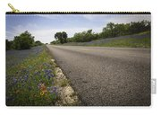 Life Is A Highway  Carry-all Pouch by Lynn Bauer