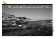 Life Is Like Photography Carry-all Pouch