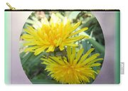 Life Is Made Up Of Dandelions Carry-all Pouch