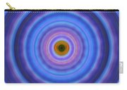 Life Light - Abstract Art By Sharon Cummings Carry-all Pouch