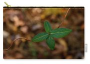 Life On A Vine Carry-all Pouch
