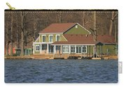 Life On Indian Lake Ohio Carry-all Pouch