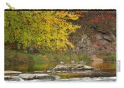 Life On The River Carry-all Pouch by Bill Wakeley
