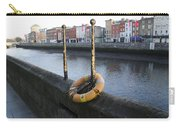 Life Saver -  Swiffey River - Dublin Ireland Carry-all Pouch