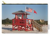 Lifeguard Siesta Beach Carry-all Pouch