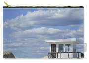 Lifeguard Station Island Beach State Park Nj Carry-all Pouch