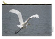 Lift Off - Egret 2013 Carry-all Pouch