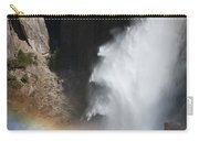 Light And Water - Yosemite Falls Carry-all Pouch