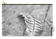 Light As A Feather Carry-all Pouch by Chastity Hoff
