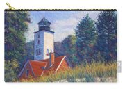 Light At Presque Isle Carry-all Pouch