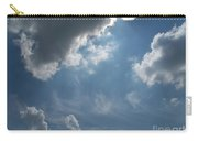 Light Beyond By Diane Schiabor Carry-all Pouch