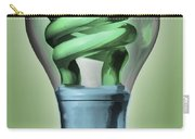 Light Bulb Carry-all Pouch by Bob Orsillo
