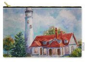 Light House, Wisconsin  Carry-all Pouch
