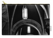 Light In The Basilica Carry-all Pouch