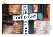 Light In The City Carry-all Pouch