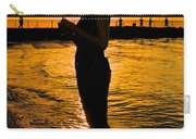 Light Of My Life Carry-all Pouch by Frozen in Time Fine Art Photography