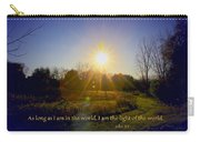 Light Of The World Carry-all Pouch