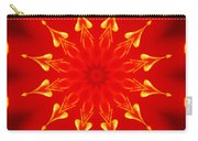 Light On A Tulip 2 Carry-all Pouch