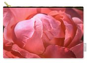 Light On Rose Carry-all Pouch