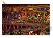 Light Painting 1 Carry-all Pouch by Delphimages Photo Creations