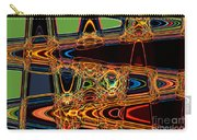 Light Painting 3 Carry-all Pouch by Delphimages Photo Creations