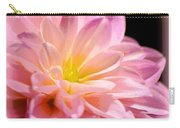Light Pink Dahlia 1 Carry-all Pouch